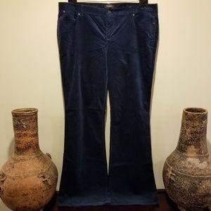 Tablets Velvet Jeans 20 Long Tall